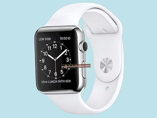 Kuinka synkronoida iPhone-valokuvia Apple Watchiin