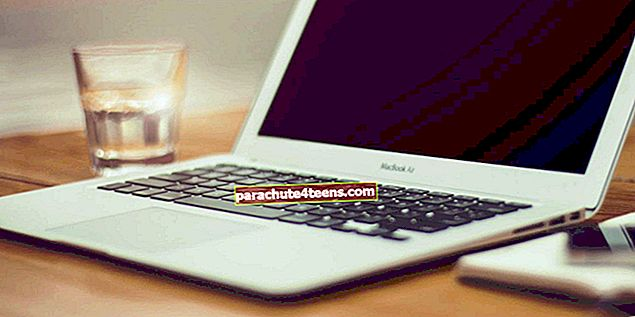 Kuinka palauttaa PRAM ja SMC Mac-tietokoneellesi