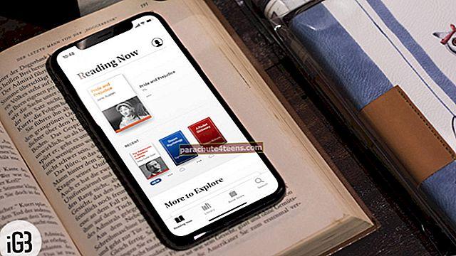 """Kaip sinchronizuoti knygas tarp """"Mac"""" ir """"iPhone"""" ar """"iPad"""""""