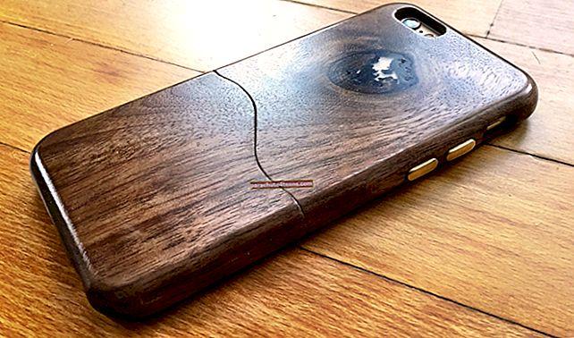 иПхоне 6 / 6с Ливе Едге дрвени кофери од резбарених