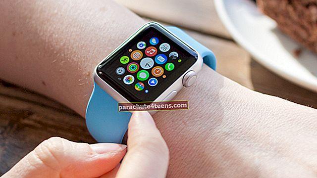 Kuinka käyttää Evernotea Apple Watchiin: täydellinen opas