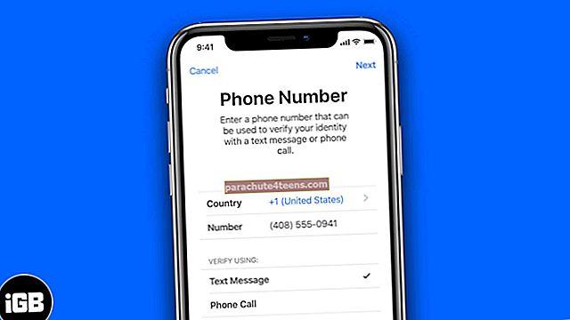 Kaksitekijän todennuksen (2FA) määrittäminen Apple ID: lle