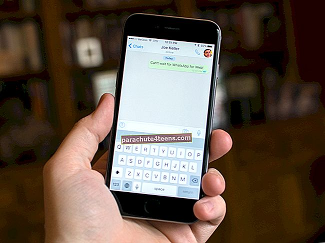 WhatsApp-maksun määrittäminen ja käyttäminen iPhonessa ja Androidissa