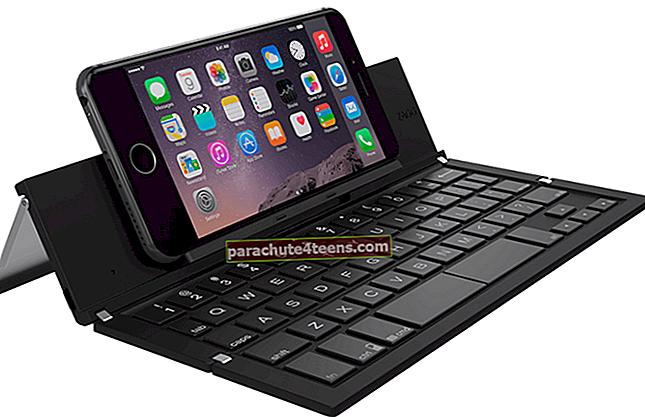 """Geriausios """"iPhone 6"""" klaviatūros dėklai 2021 m"""