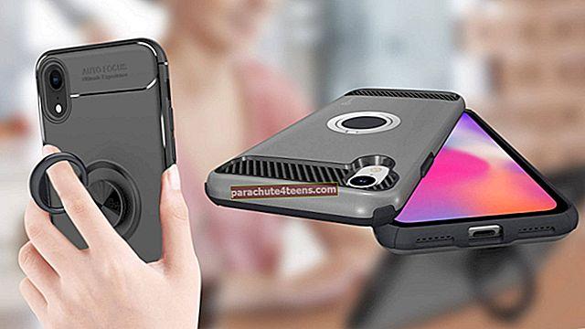 Parhaat iPhone XR -renkaanpidikekotelot vuonna 2021