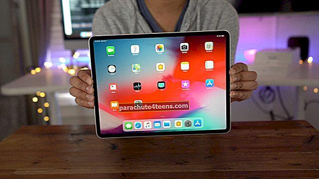 Sirin sammuttaminen Lockscreen-iPhonessa ja iPadissa
