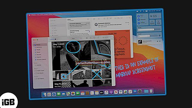 Како да користите ознаке за уређивање снимака екрана на Мац-у