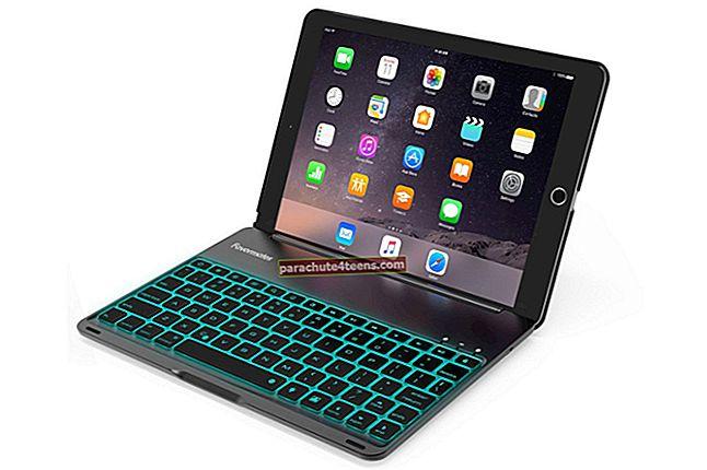 """Geriausios """"iPad Mini 2"""" klaviatūros dėklai 2021 m"""