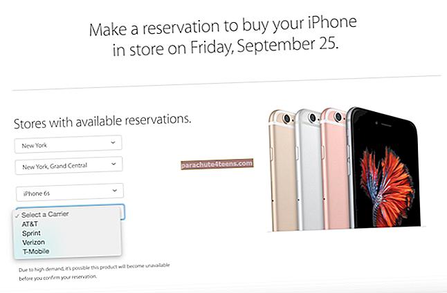 iPhone'i täiendusprogramm