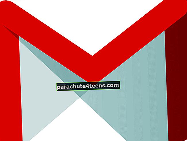 Kuidas lisada iPhone'is või iPadis kolmanda osapoole e-posti kontosid Gmaili rakendusse