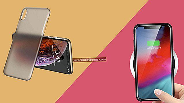 """Geriausios """"iPhone Xs Max"""" belaidžio įkrovimo dėklai 2021 m"""