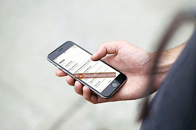 """Kaip prisegti pastabą prie """"Notes"""" sąrašo viršaus """"iPhone"""", """"iPad"""", """"Mac"""""""