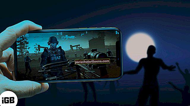 """Geriausi """"Zombie"""" žaidimai, skirti """"iPhone"""" ir """"iPad"""" 2021 m"""