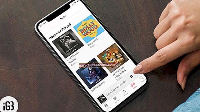 Cách tạo Đài phát thanh của riêng bạn trong Apple Music