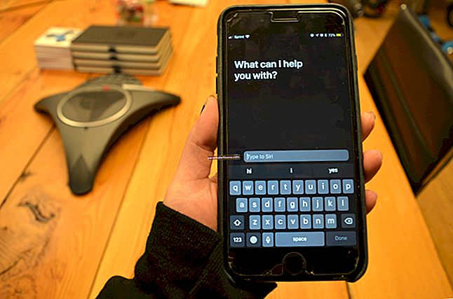 Kuinka ottaa tyyppi käyttöön Sirille iPhonessa ja iPadissa