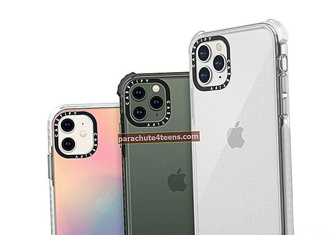 Ốp lưng trong suốt cho iPhone 11 Pro tốt nhất năm 2021