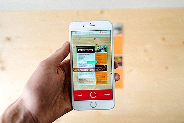 """Geriausios """"iPhone"""" skirtos brūkšninių kodų ir QR kodų skaitytuvų programos 2021 m"""