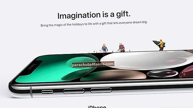 Parimad iPhone'i ja iPadi tarvikud jõulukingitusteks 2020