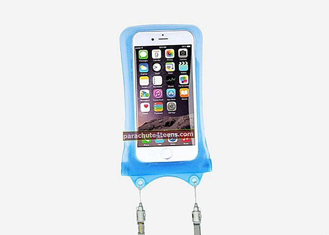 """Geriausios """"iPhone SE"""" vandeniui atsparios dėklai 2021 m"""
