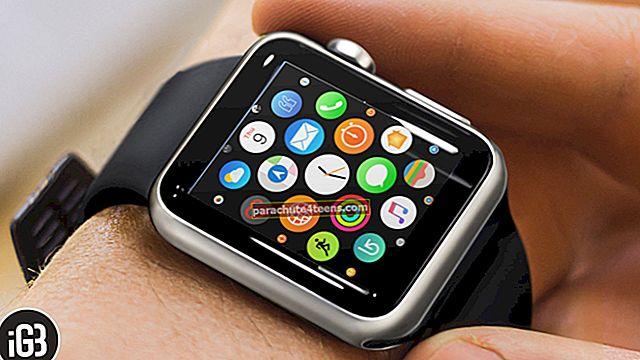 Kuidas seadistada Apple Watch vasakukäeliseks kasutamiseks