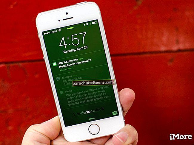 Kuinka suojata vastaamattomat puhelut iPhone-lukitusnäytöltä