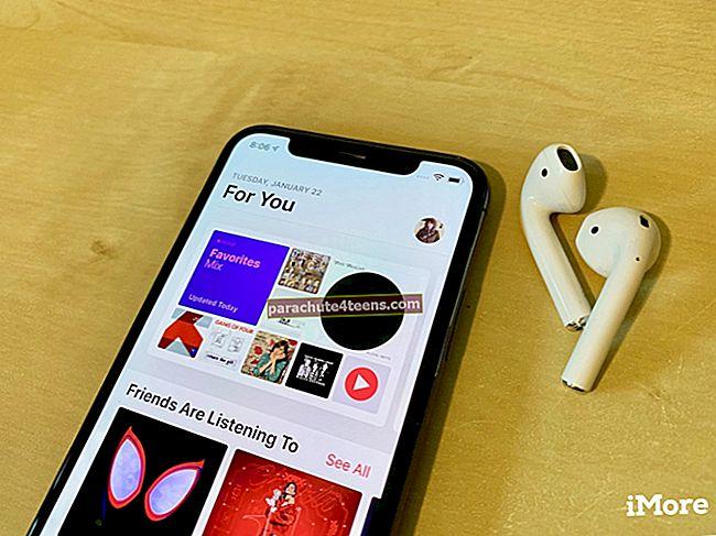 Musiikkitaajuuskorjaimen säätäminen iPhonessa ja iPadissa