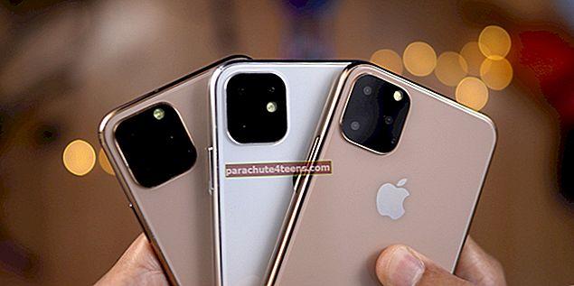 """Atsisiųskite naujus """"iPhone 11"""" ir """"iPhone 11 Pro"""" atsarginius fono paveikslėlius"""