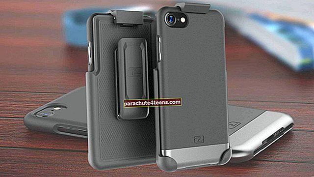 """Geriausi """"iPhone 7"""" diržų spaustukų dėklai 2021 m"""