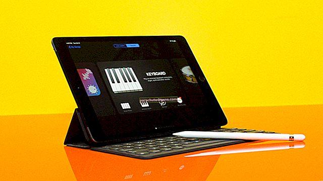 Labākie tastatūras futrāļi 10,2 collu iPad planšetdatoram 2021. gadā