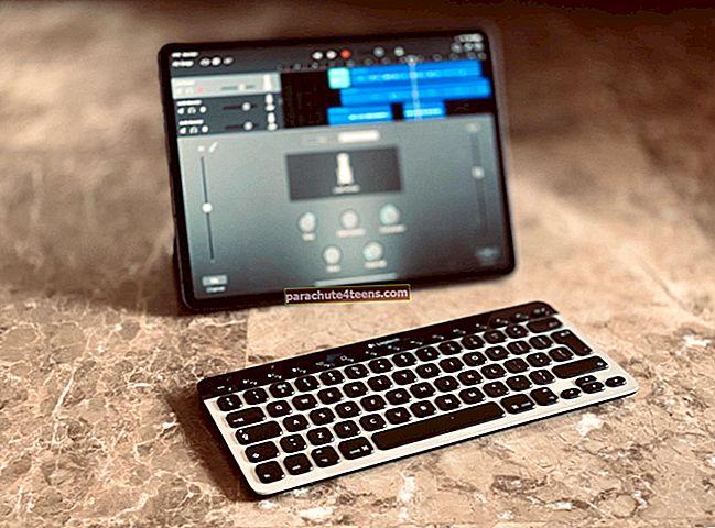 Cách sử dụng phím tắt thông minh của Apple trên iPad Pro