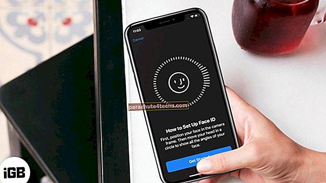 Cách sử dụng Face ID trên iPhone và iPad Pro (Hướng dẫn cơ bản)