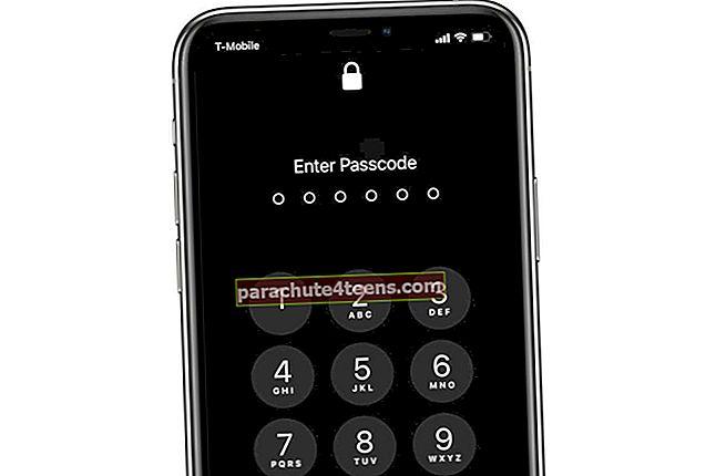 iOS 14: Mobiilidatan rajoittaminen iPhonessa ja iPadissa