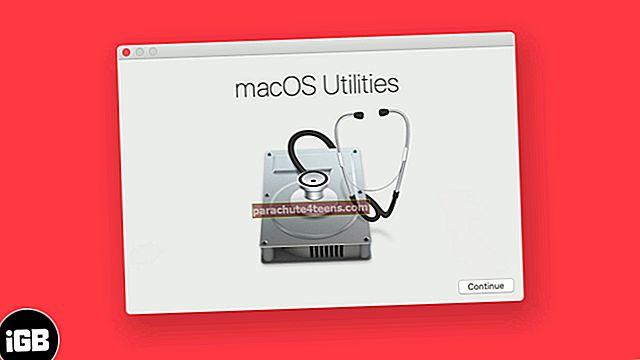 Kuinka palauttaa tehdasasetukset MacBookiin tai mihin tahansa Mac-tietokoneeseen