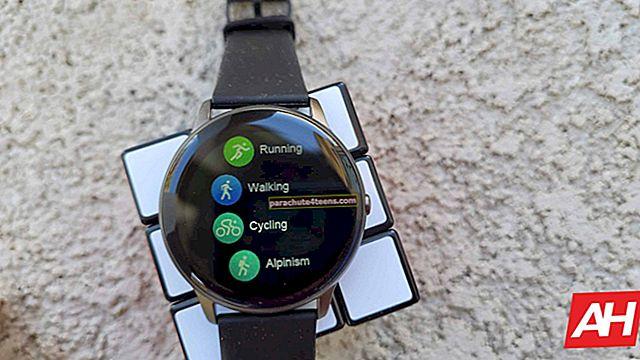Kuinka vaihtaa etäisyysyksiköt mailista kilometreihin Apple Watch Workout -sovelluksessa