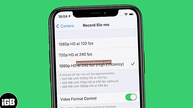 """Kaip pakeisti sulėtinto vaizdo įrašymo greitį """"iPhone"""""""