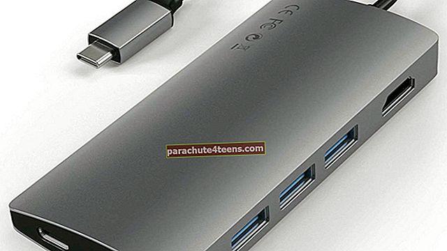 """Geriausi """"MacBook Pro"""" USB-C šakotuvai 2021 m"""