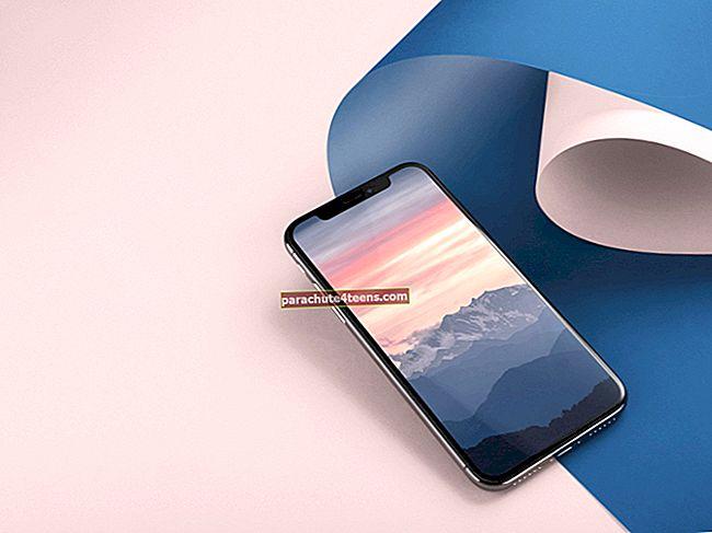 Parhaat iPhone Xs -taustakuvat