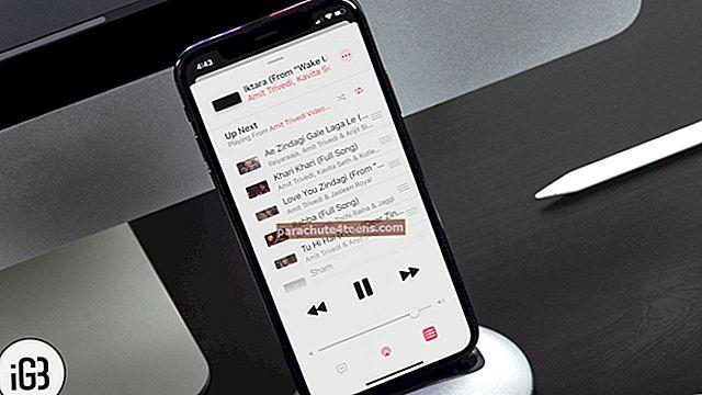Kuinka sekoittaa kappaleita Apple Musicissa iPhonessa ja iPadissa