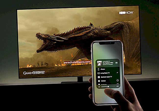 Parhaat AirPlay 2 Siri -komennot