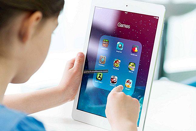 Parimad iPhone'i ja iPadi mängud koolieelikutele aastal 2021