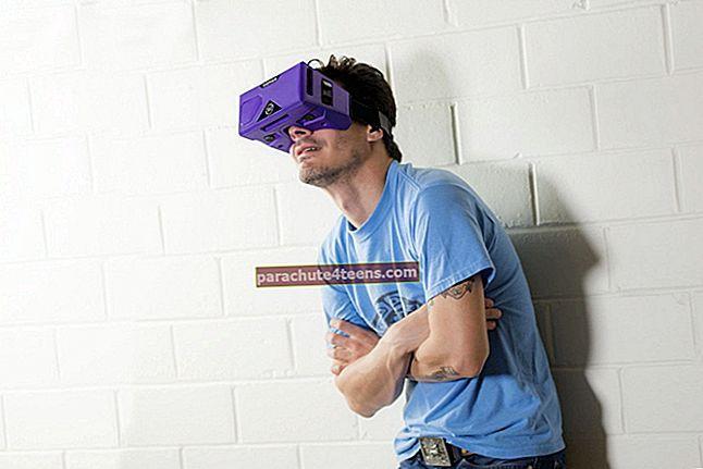Paras virtuaalitodellisuuskuuloke iPhonelle vuonna 2021