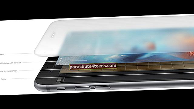 """Kas yra """"3D Touch"""" ir kaip jis veikia?"""