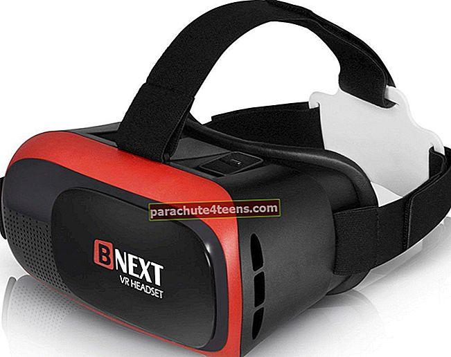 Parhaat VR-kuulokkeet iPhonelle 6 / 6s Plus vuonna 2021