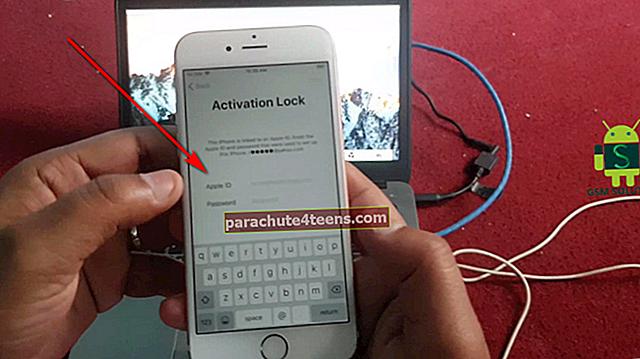 Aktivointilukon ohittaminen iPhonessa ja iPadissa (2021)