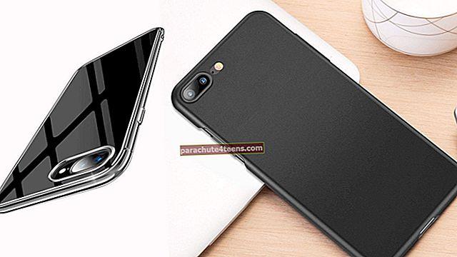 Paras ohut kotelo iPhone 8: lle vuonna 2021