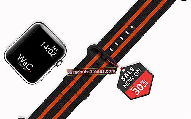 Parhaat nahkahihnat Apple Watch -sarjoille 6, SE, 5, 4 ja 3 vuonna 2021
