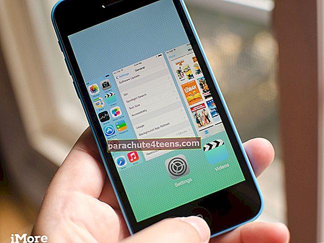 IPhonen kotipainikkeen napsautuksen intensiteetin ja nopeuden säätäminen