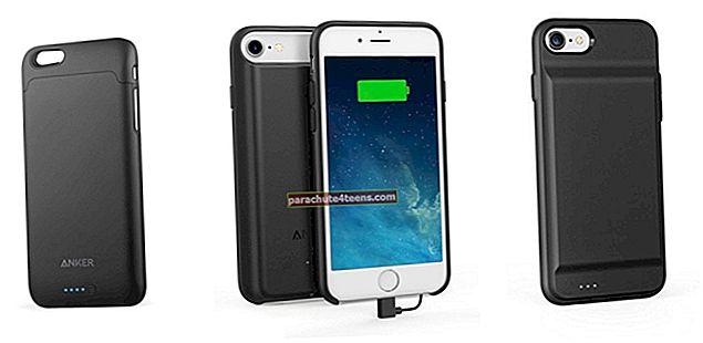 """Geriausios """"iPhone 7"""" baterijų dėklai 2021 m"""