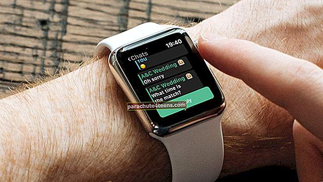 "Kaip naudoti ""WhatsApp"" ""Apple Watch"""