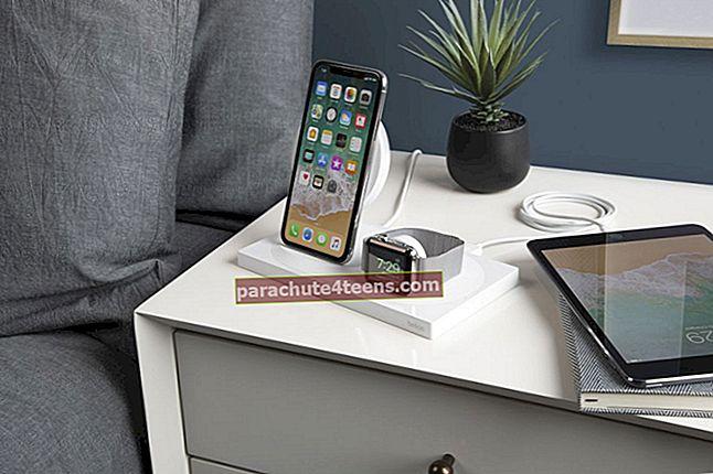 """Geriausios """"iPhone 7"""" ir """"7 Plus"""" prijungimo stotelės 2021 m"""